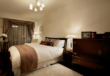 健康な塗り壁材ダイアトーマスの例:部屋