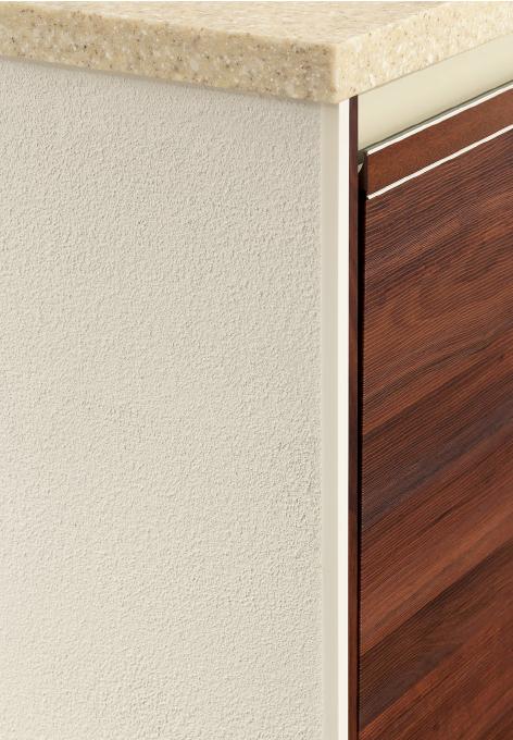 塗り壁材ダイアトーマスの例:台
