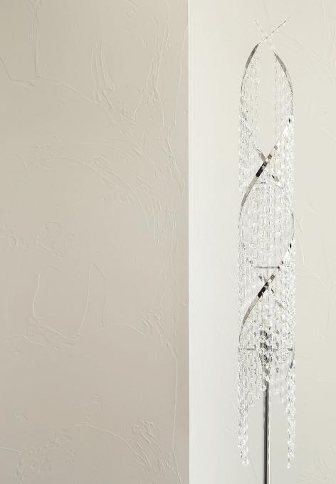 塗り壁材ダイアトーマスの例:壁の角